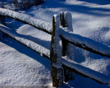 Tapeta: Zimní scenérie 11