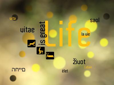 Tapeta: Život