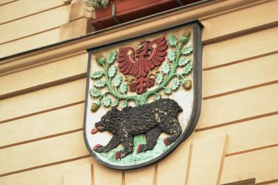 Tapeta: Znak města Bernau bei Berlin