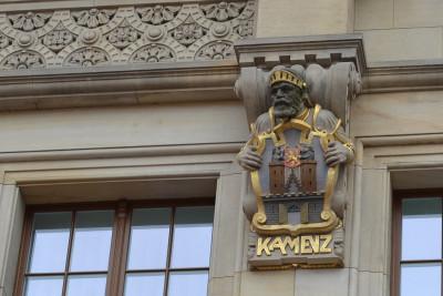 Tapeta: Znak města Kamenz
