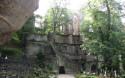 Tapeta Zřícenina hradu Oybin Německo2