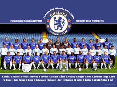 Tapeta: Chelsea FC