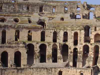 Tapeta: Koloseum v El Jem II.