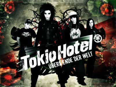 Tapeta: Tokio hotel 1