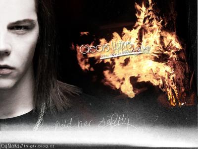 Tapeta: Tokio Hotel - Georg