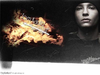 Tapeta: Tokio Hotel - Tom