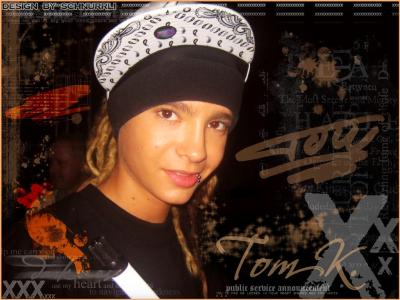 Tapeta: Tokio Hotel