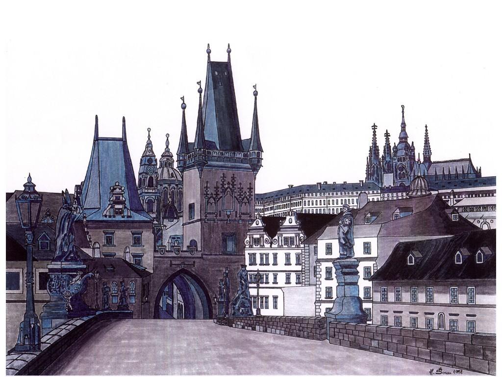 Tapeta Obrazek Prahy Wallpaper Cz